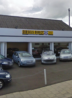 Diesels Direct Forecourt
